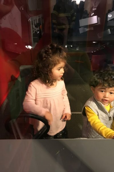 Children's Museum of Manhattan…how we went for free