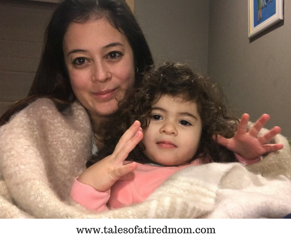 Not sure about where you should stand on co-sleeping with your children? Here's one perspective from a mom of 2 under 2!