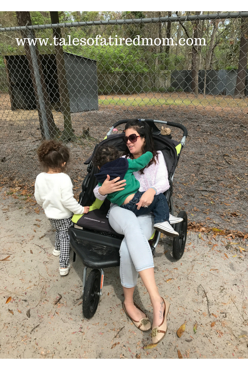 Tregembo Animal Park is a family favorite when we visit Wilmington, North Carolina. Great place to feed animals and walking around in the fresh air.