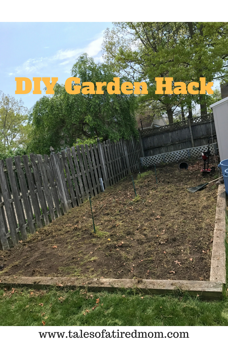 DIY garden hack. Here is a great trick for first time or beginner gardeners and fun for expert gardeners as well. Great activity for kids to join.