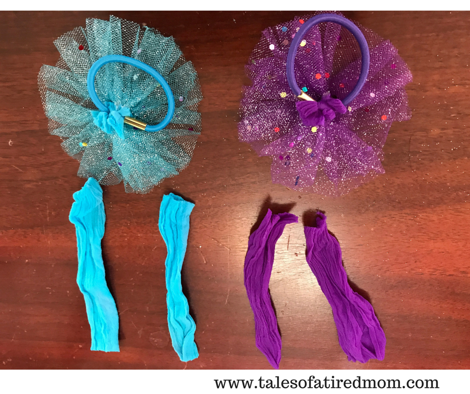 Find out how to transform headbands into adorable hair ties in just a few easy steps! Don't throw out those headbands, we can save them!