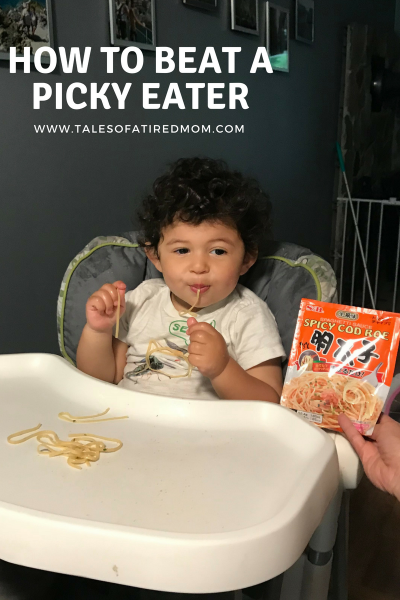 How to beat a Picky Eater