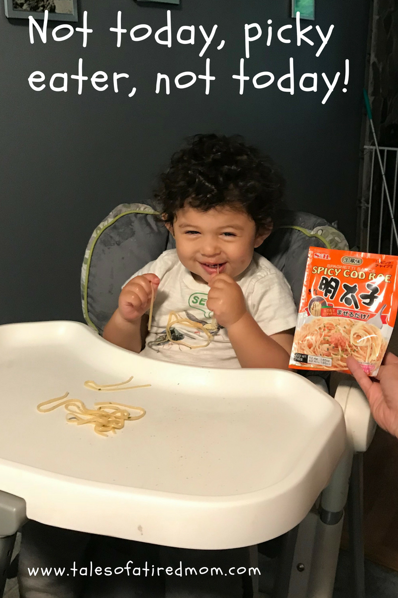 Want to beat your picky eater? Need help or new suggestions getting your picky eater to try new foods? Find out the number 1 tip right here!