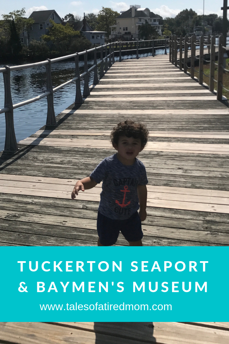 I found Tuckerton Seaport and Baymen's Museum and loved the boardwalk with all the little house exhibits. The hands on stuff was the best part!