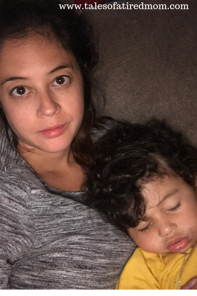I am not going to lie...I'm exhausted. And I think its okay to complain some days. You can be completely grateful AND hate being a SAHM some days