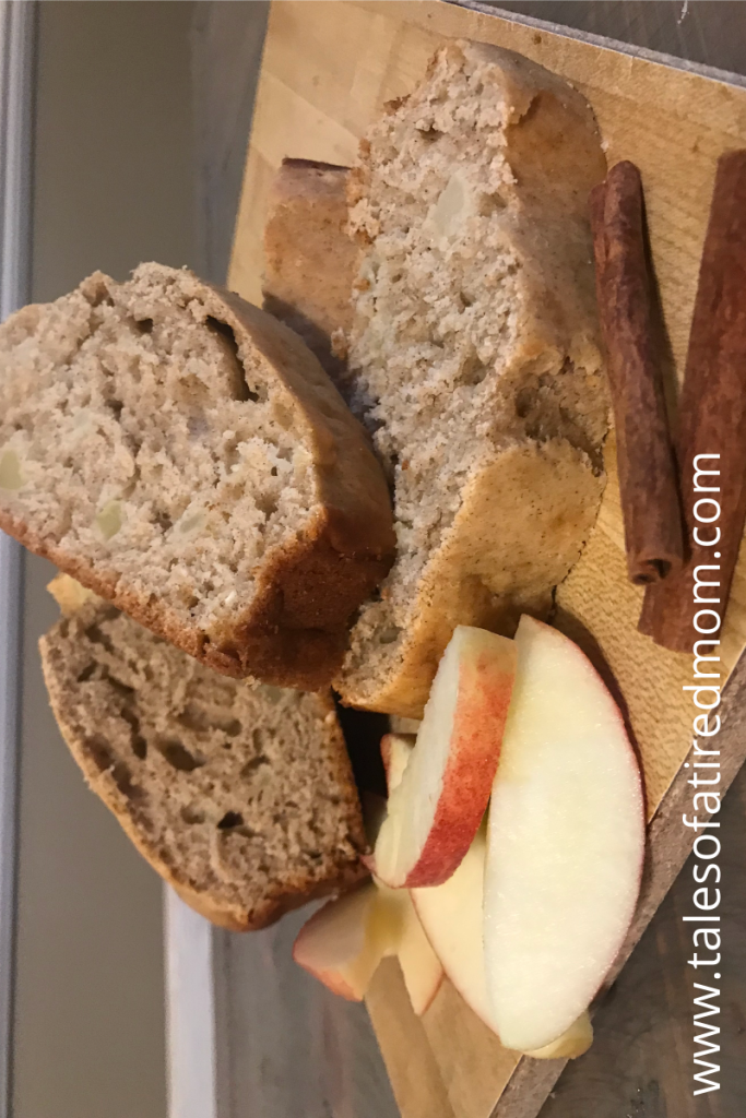 Apple Cinnamon Bread. This is going to be a quick post. Just want to share this tasty fall recipe! And I made it a printable!