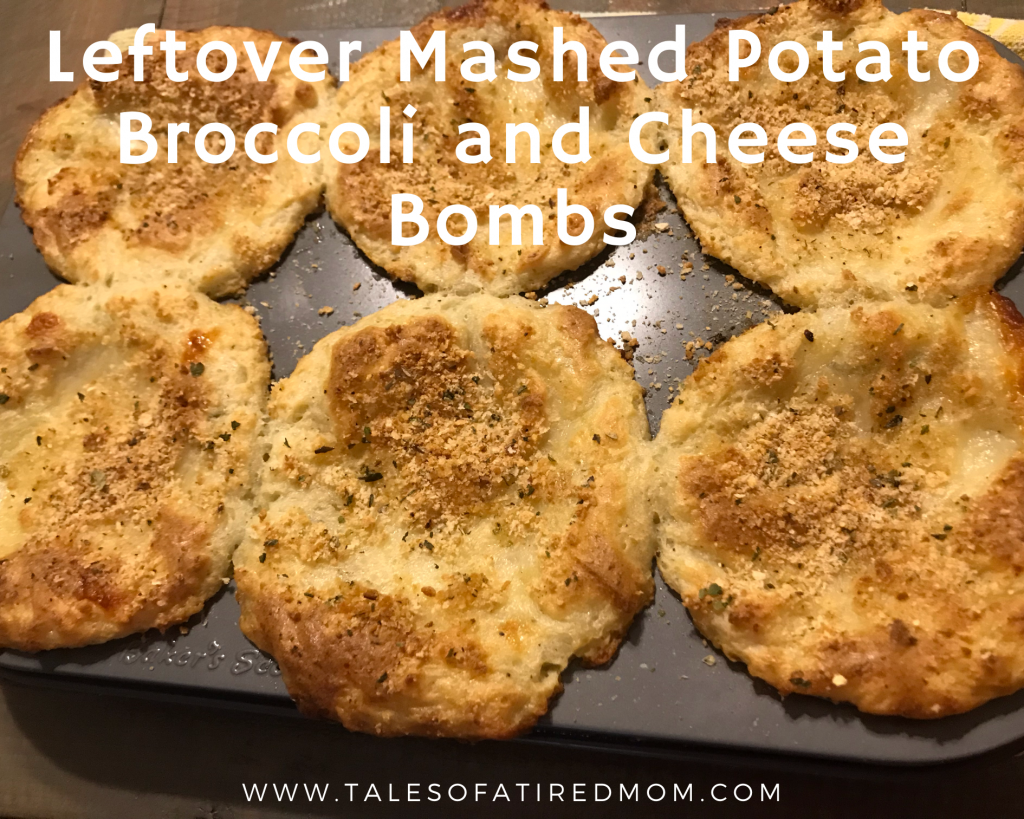 This is a great recipe to spice up your leftover mashed potato. Or this can be a fun new side dish at your Thanksgiving dinner table.