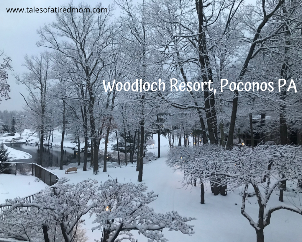 Woodloch, you have our whole hearts. Our family had the greatest weekend and made so many special memories together. We have found our new winter tradition.