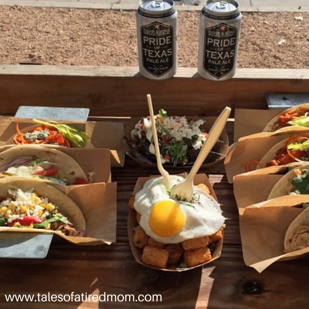 Top 5 places for food and drinks near Fort Worth, Texas. One of the best parts about vacation is the FOOD. I love getting to indulge for a few days.